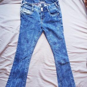 Amethyst Flair Jeans